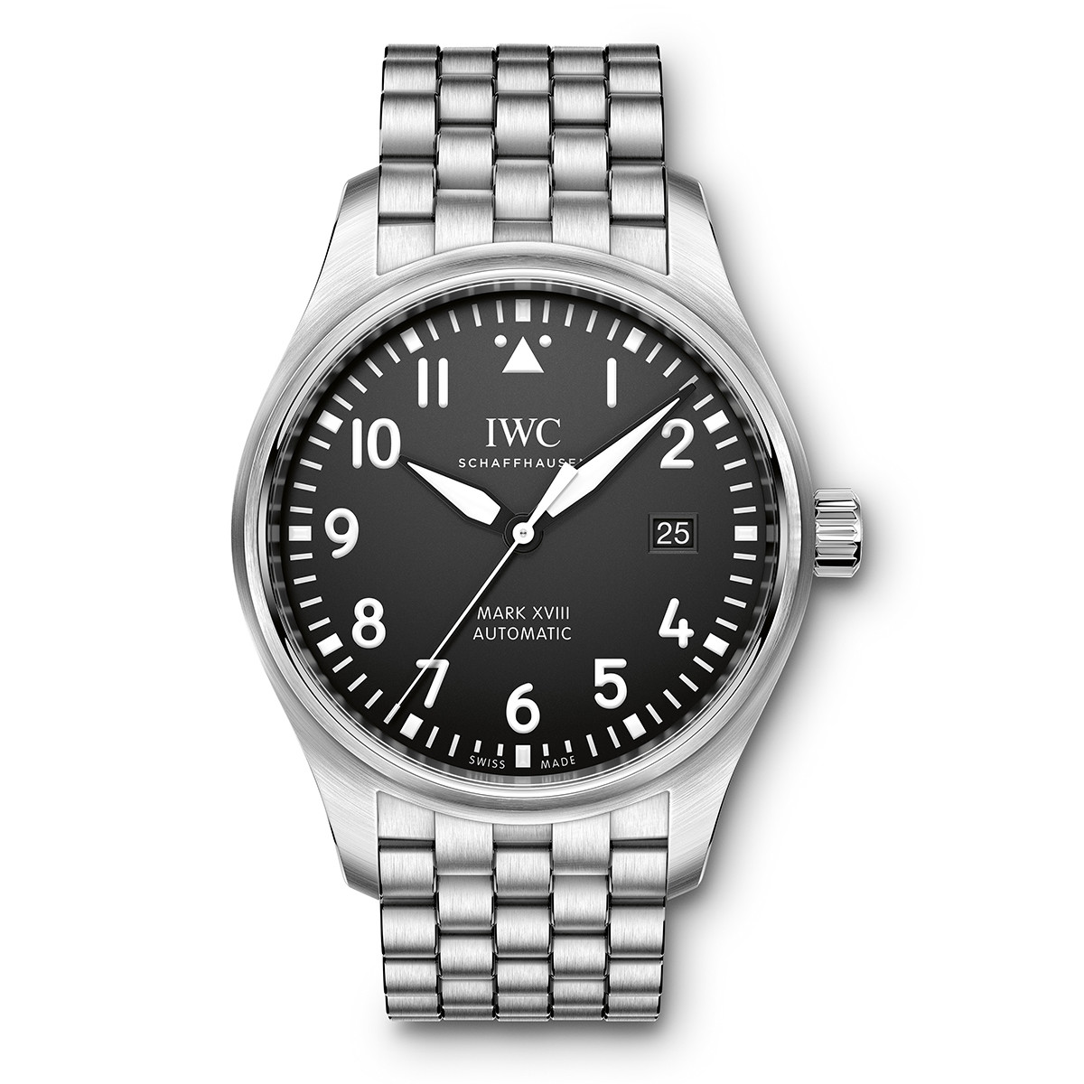 Pilot's Watch Mark XVIII Steel (IW327015)