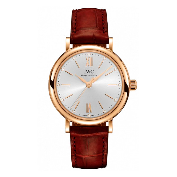 Portofino Automatic 34 Rose Gold (IW357401)