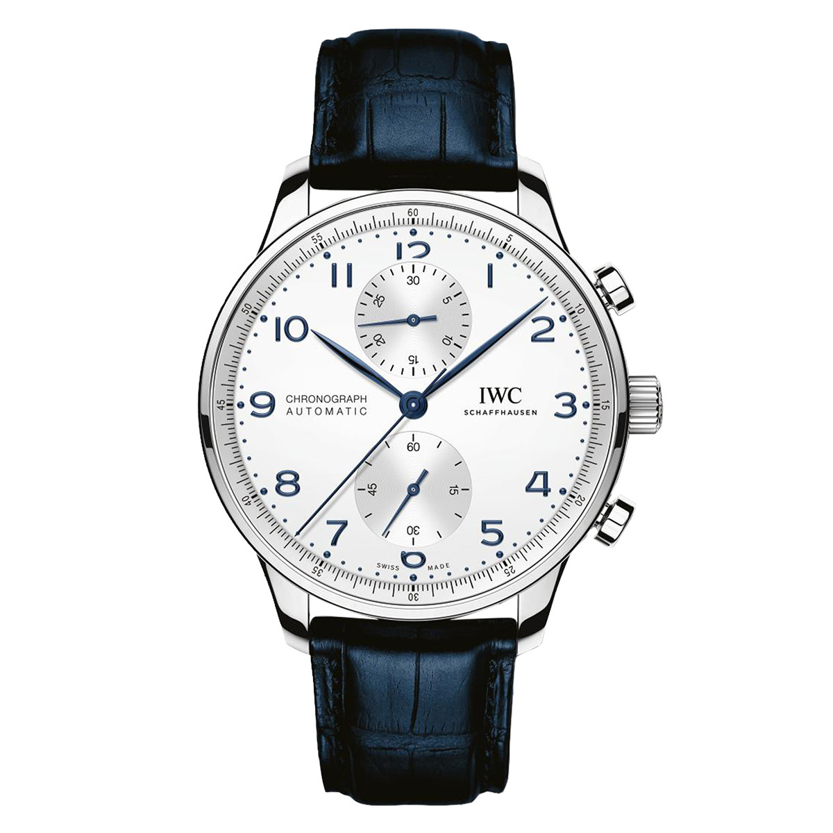 Portugieser Chronograph Steel (IW371605)