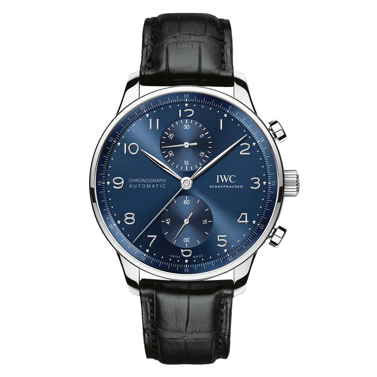 Portugieser Chronograph Steel (IW371606)