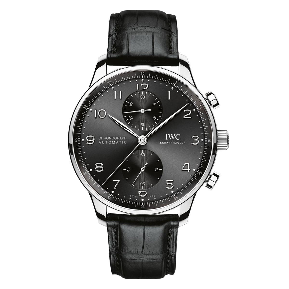 Portugieser Chronograph Steel (IW371609)