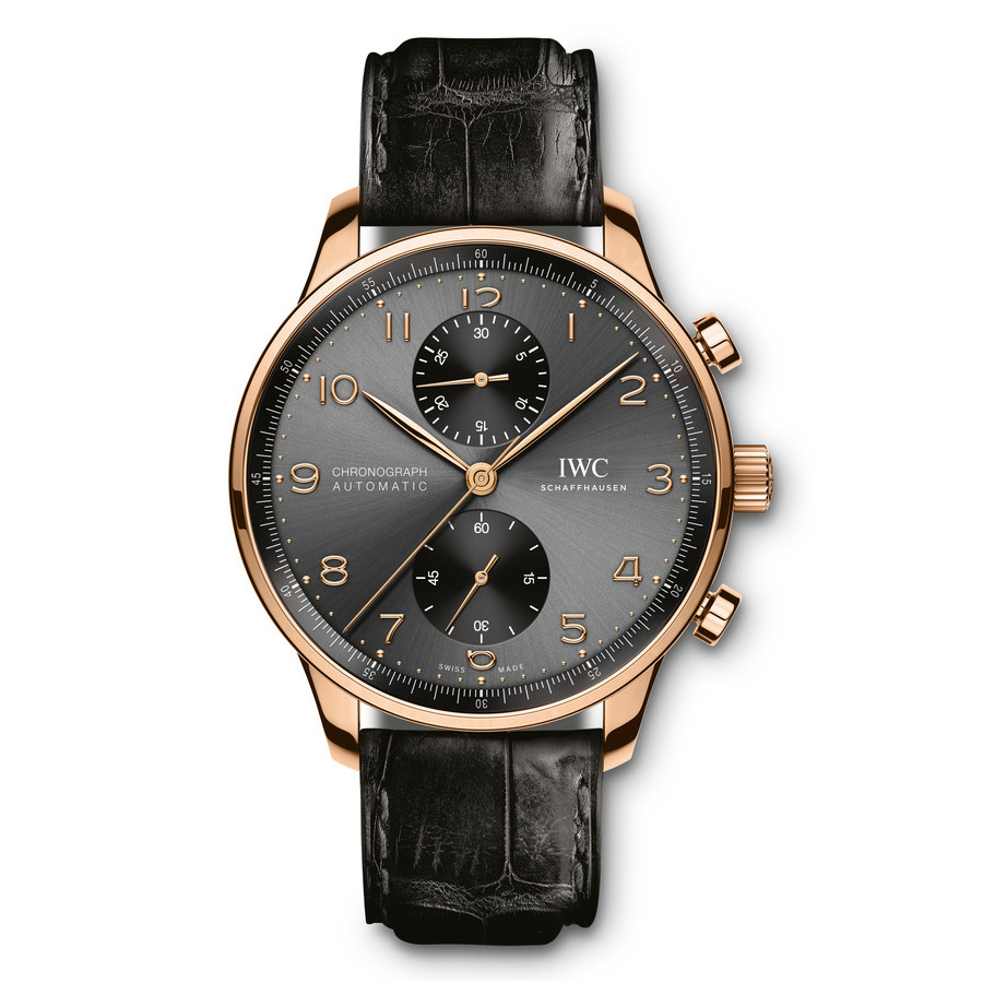Portugieser Chronograph Rose Gold (IW371610)
