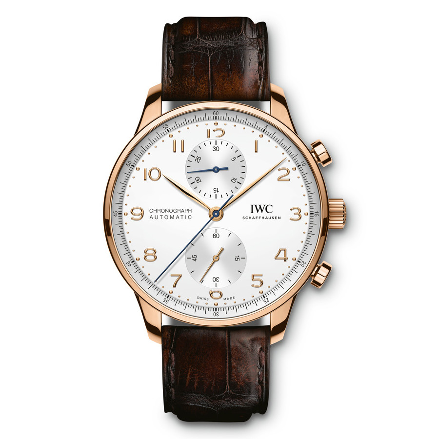 Portugieser Chronograph Rose Gold (IW371611)