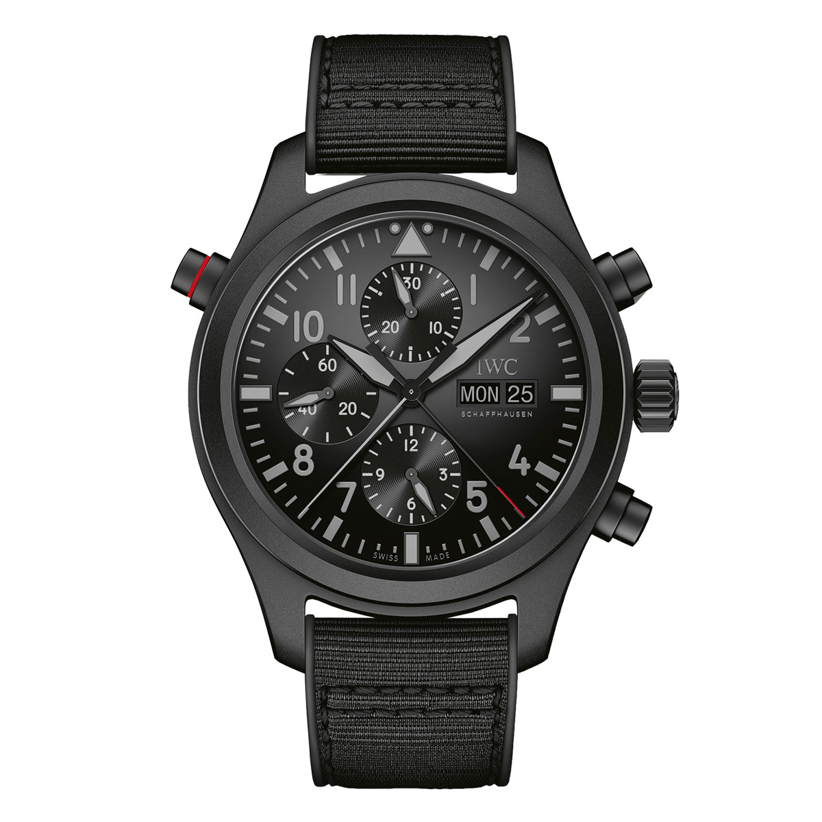 Pilot's Watch Double Chronograph TOP GUN (IW371815)