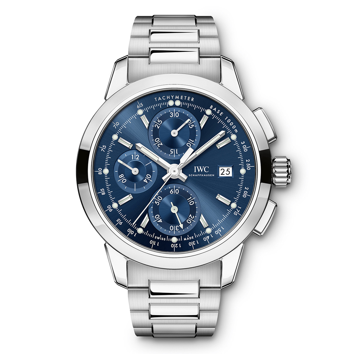 Ingenieur Chronograph Steel (IW380802)