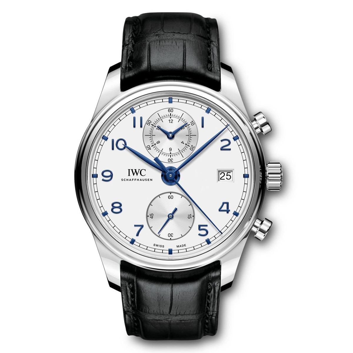 Portugieser Chronograph Classic Steel (IW390302)