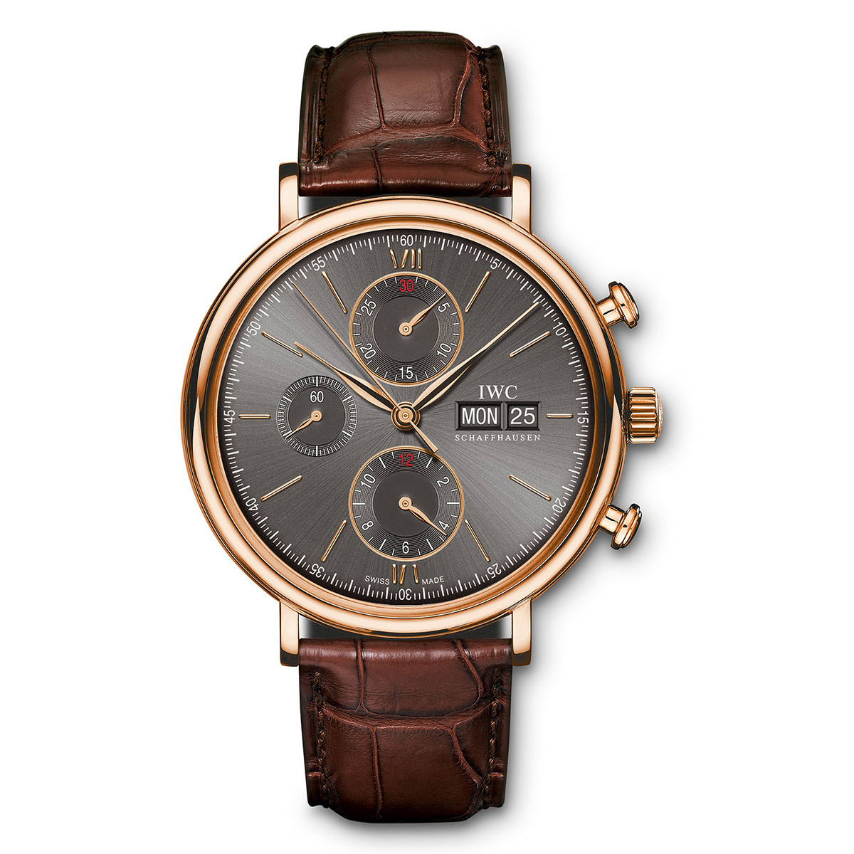 Portofino Chronograph Rose Gold (IW391021)