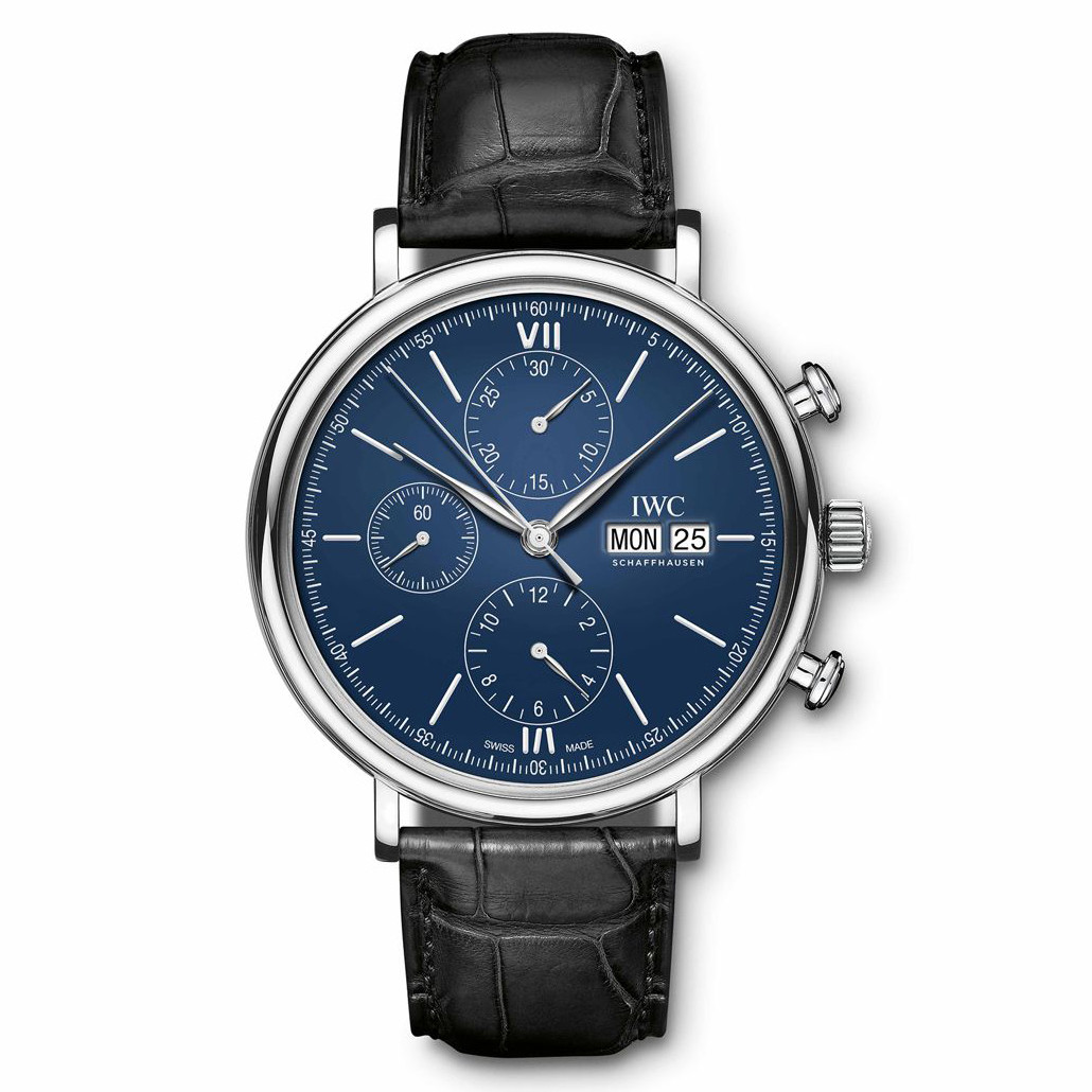 "Portofino Chronograph ""150 Years"" (IW391023)"