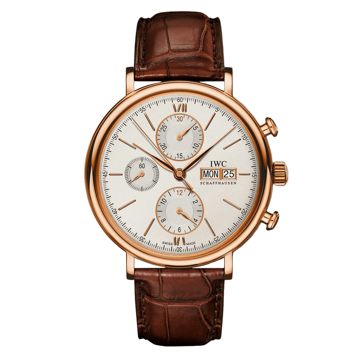 Portofino Chronograph Rose Gold (IW391025)