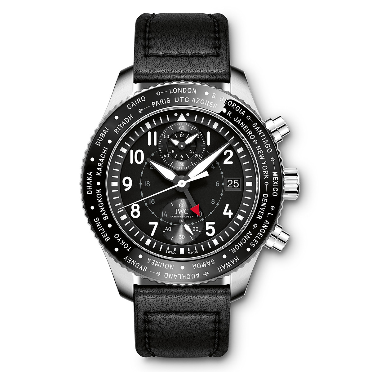 Pilot's Watch Timezoner Chronograph (IW395001)