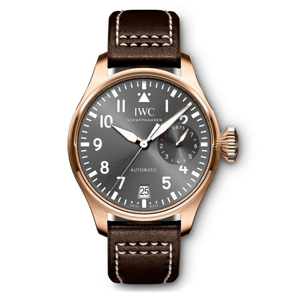 Big Pilot's Watch Spitfire Rose Gold (IW500917)