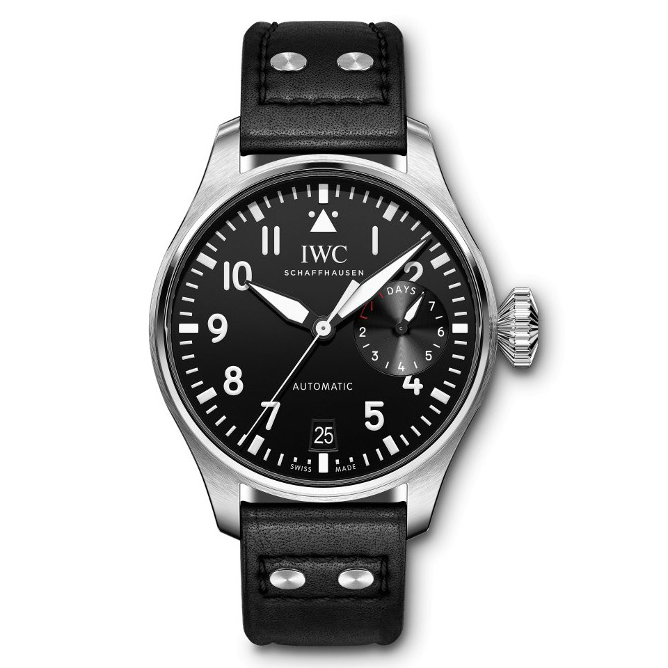 Big Pilot's Watch Steel (IW501001)