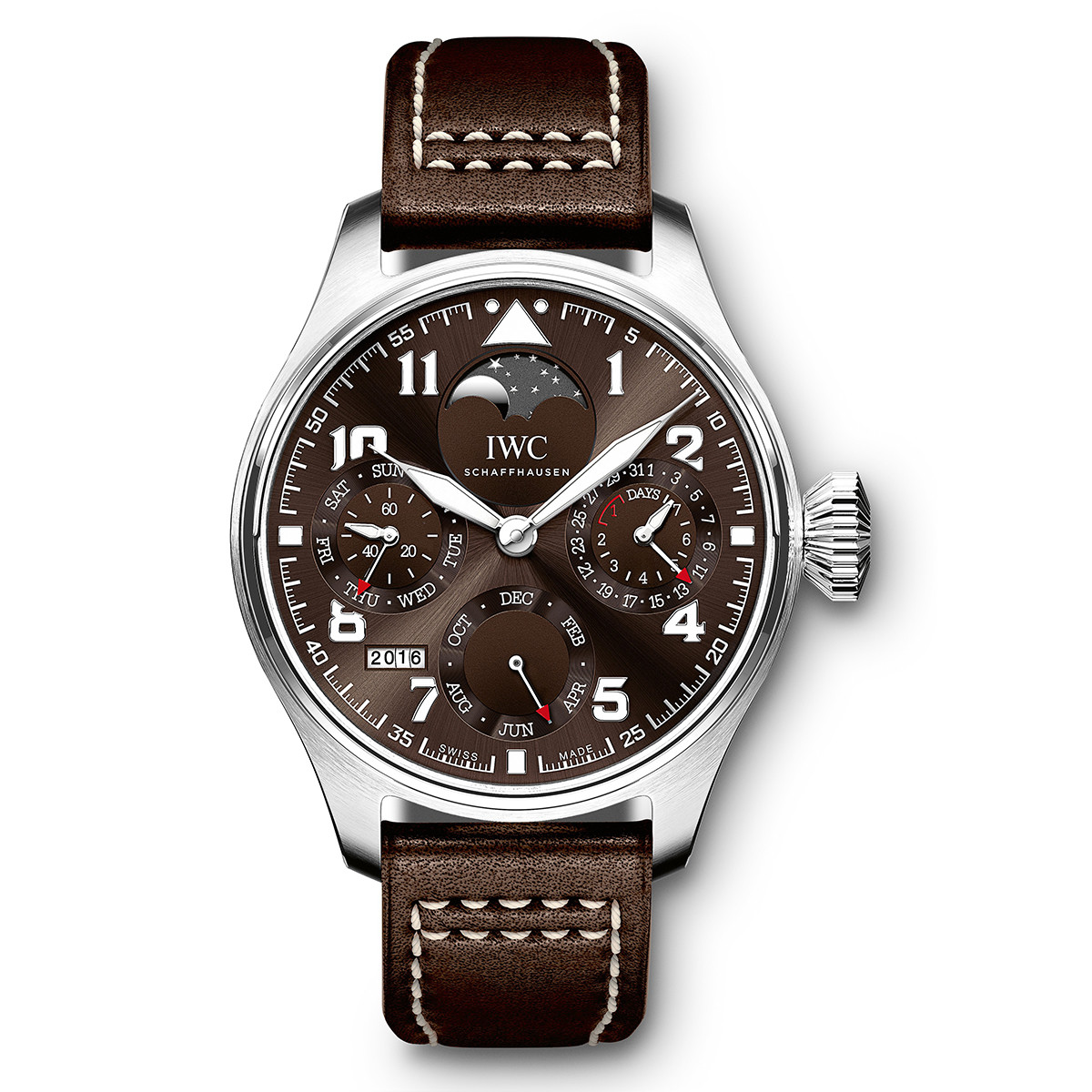"Big Pilot's Watch ""Antoine de Saint Exupéry"" (IW503801)"