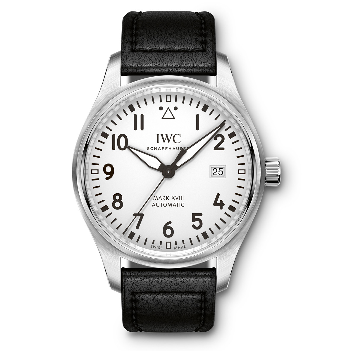 Pilot's Watch Mark XVIII Steel (IW327002)