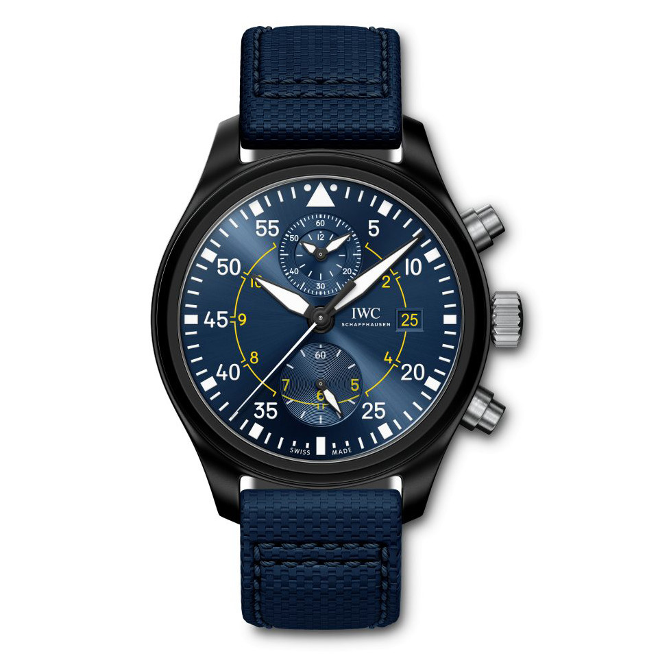"Pilot's Watch Chronograph ""Blue Angels"" (IW389008)"