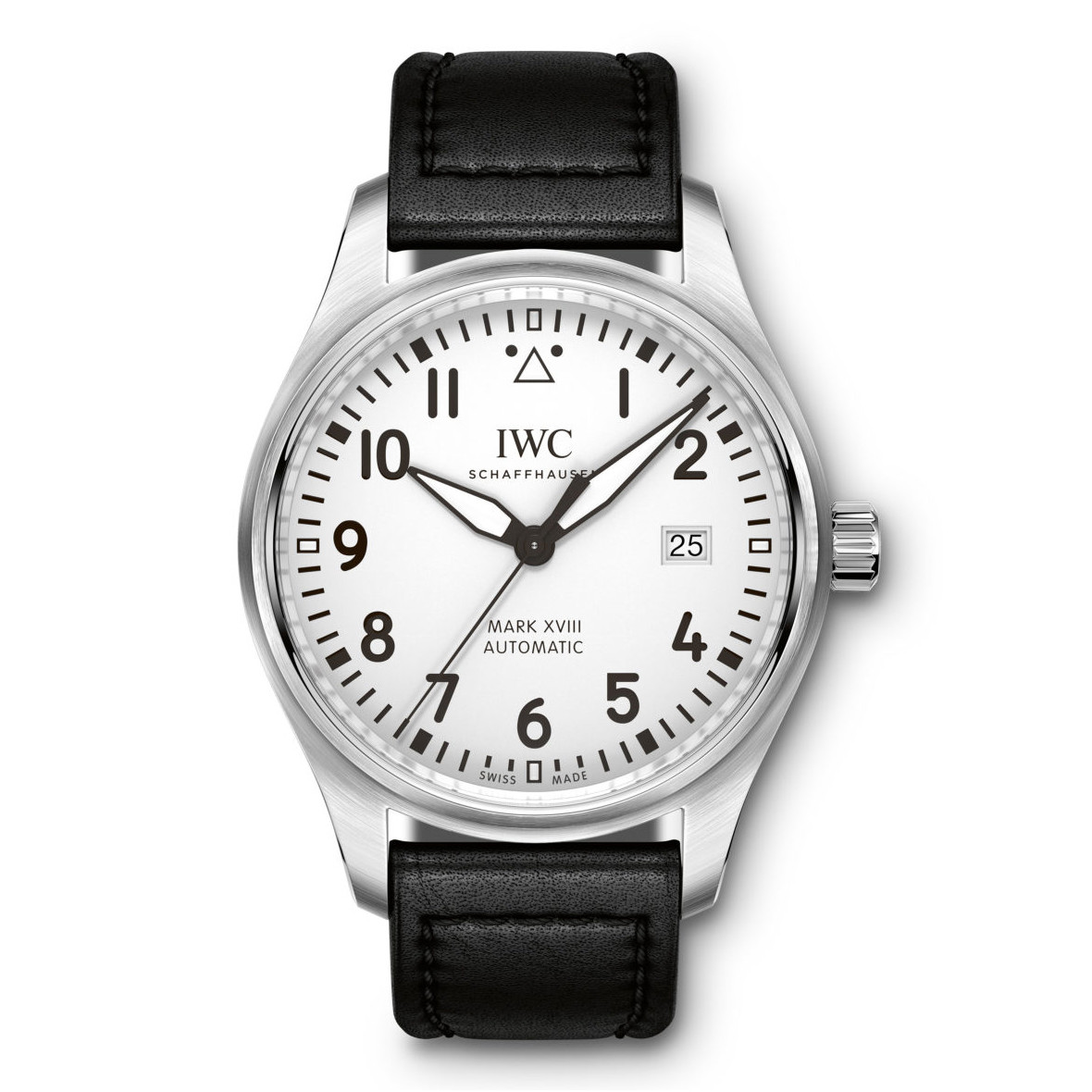 Pilot's Watch Mark XVIII Steel (IW327012)