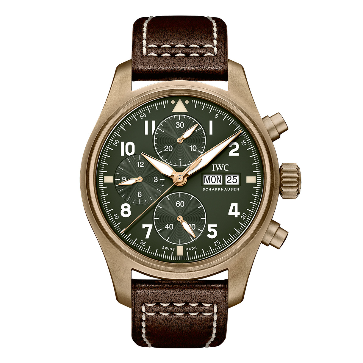 Pilot's Watch Chronograph Spitfire Bronze (IW387902)
