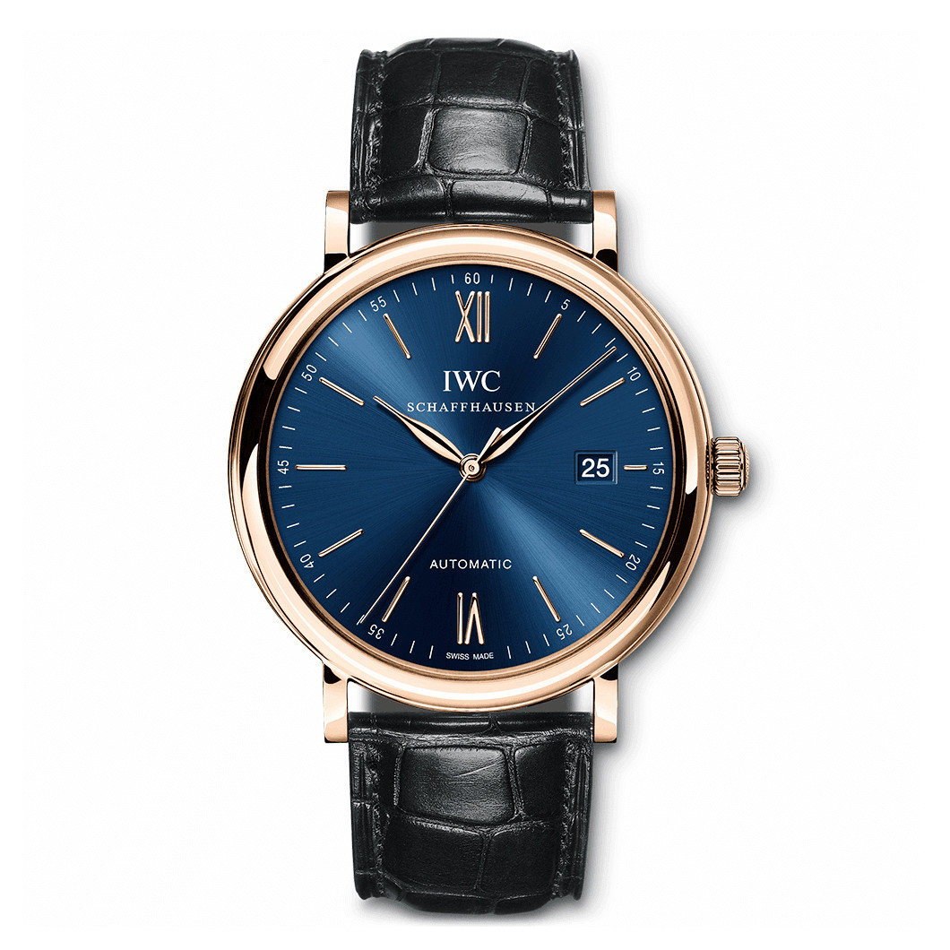 Portofino Automatic 40 Rose Gold (IW356522)