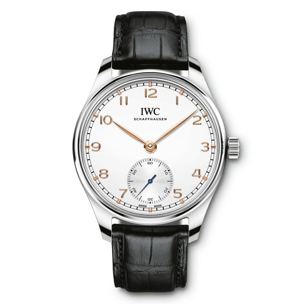 Portugieser Automatic 40 Steel (IW358303)