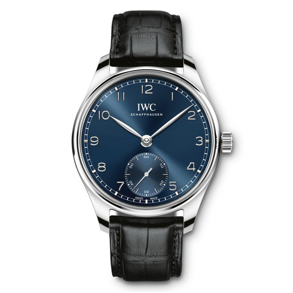 Portugieser Automatic 40 Steel (IW358305)