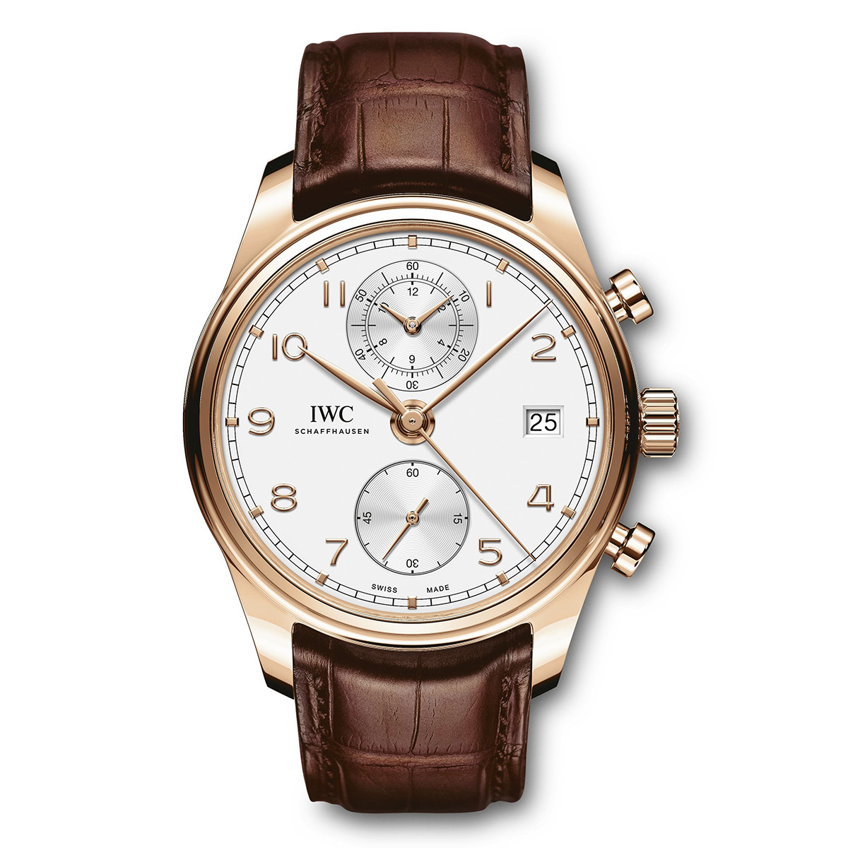 Portugieser Chronograph Classic Rose Gold (IW390301)