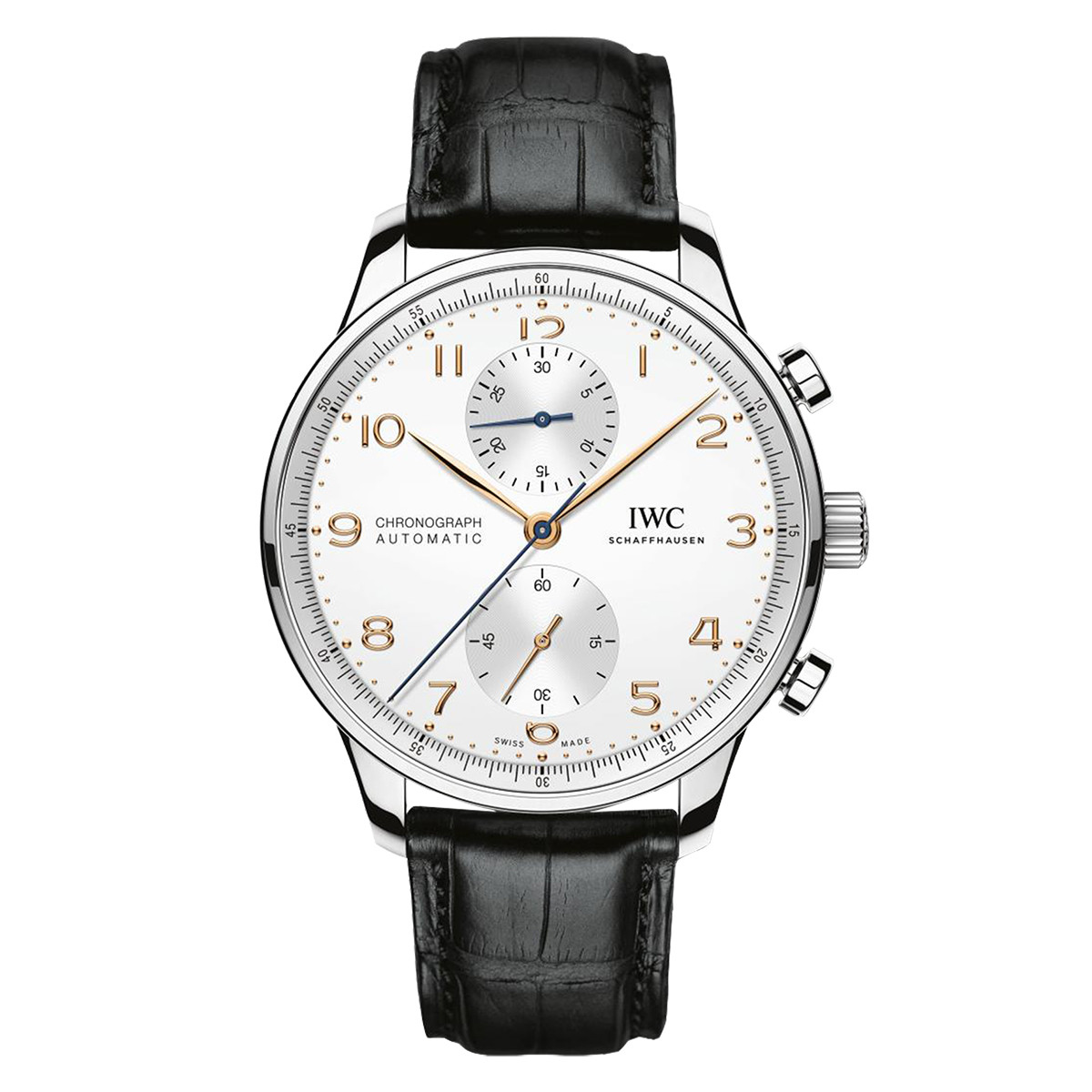 Portugieser Chronograph Steel (IW371604)