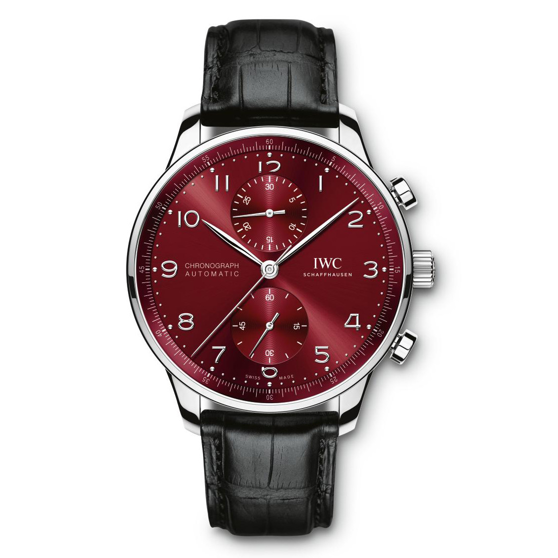 Portugieser Chronograph Steel (IW371616)