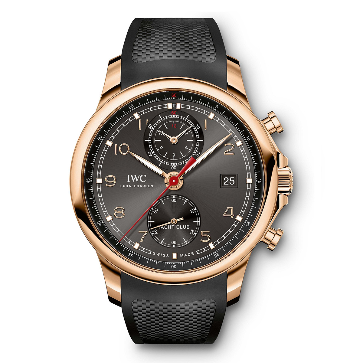 Portugieser Yacht Club Chronograph Rose Gold (IW390505)