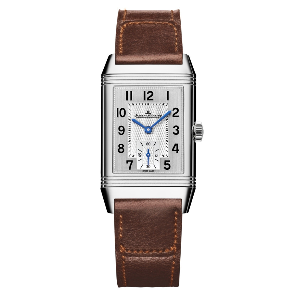 Reverso Classic Medium Small Second Steel (2438522)