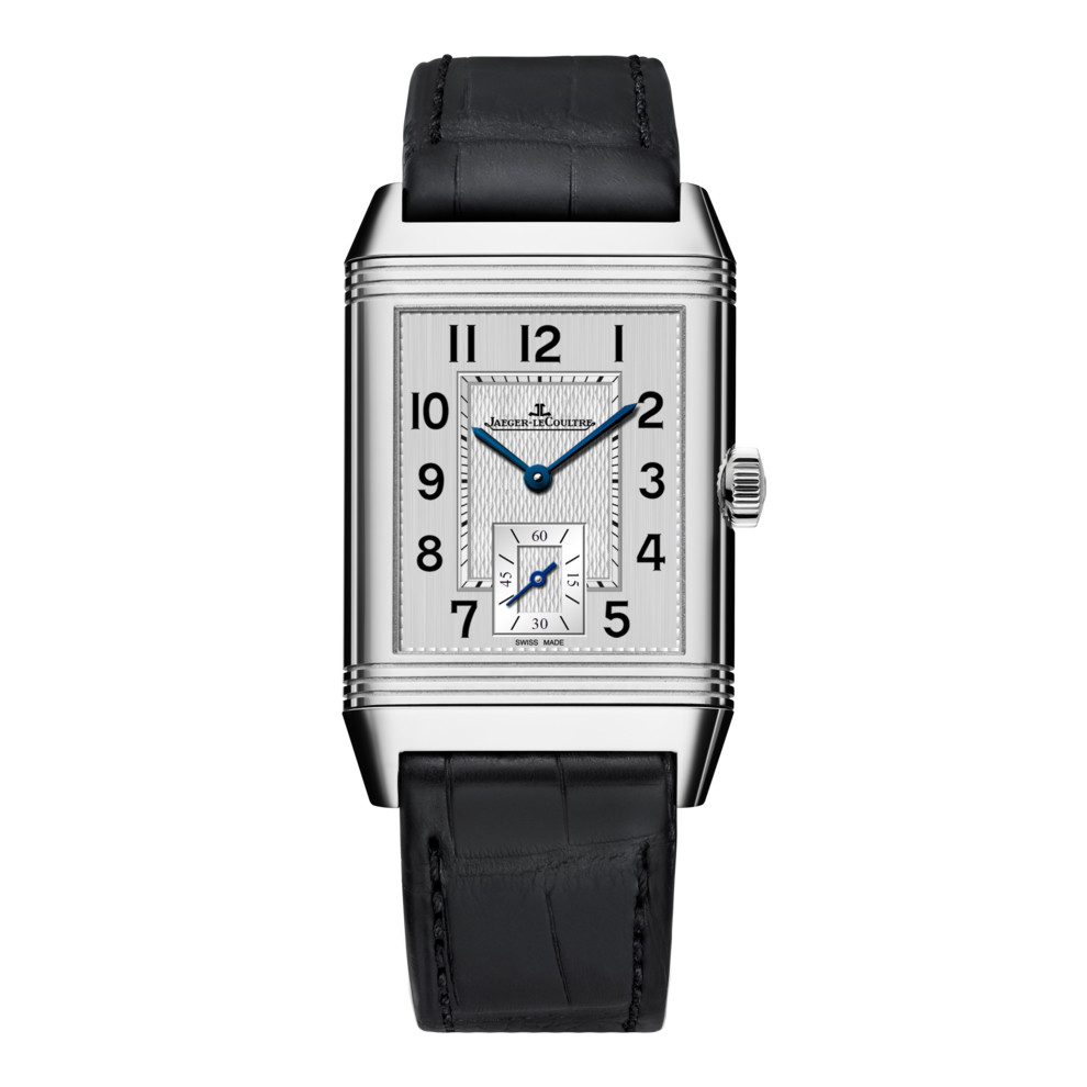 Reverso Classic Medium Duoface Steel (2458420)