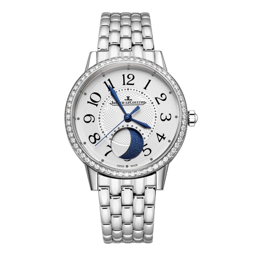 Rendez-Vous Moon 34mm Steel & Diamonds (3578120)