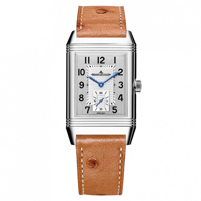 Reverso Classic Large Small Second Steel (3858521)