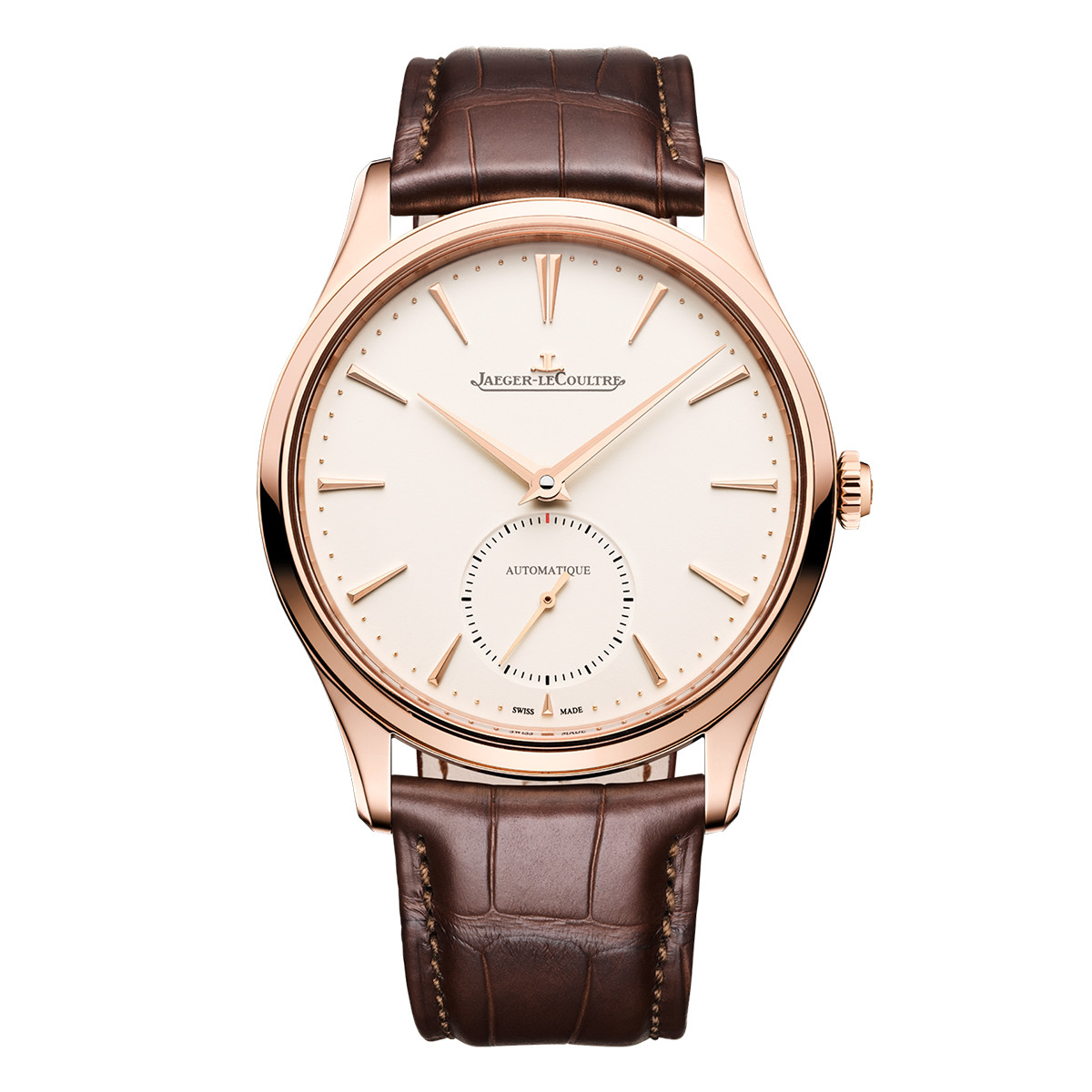 Master Ultra-Thin Small Second Rose Gold (1212510)
