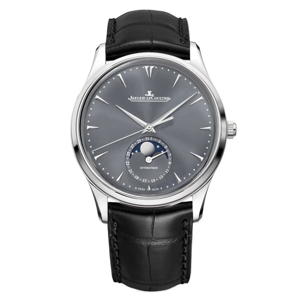 Master Ultra Thin Moon White Gold (1363540)