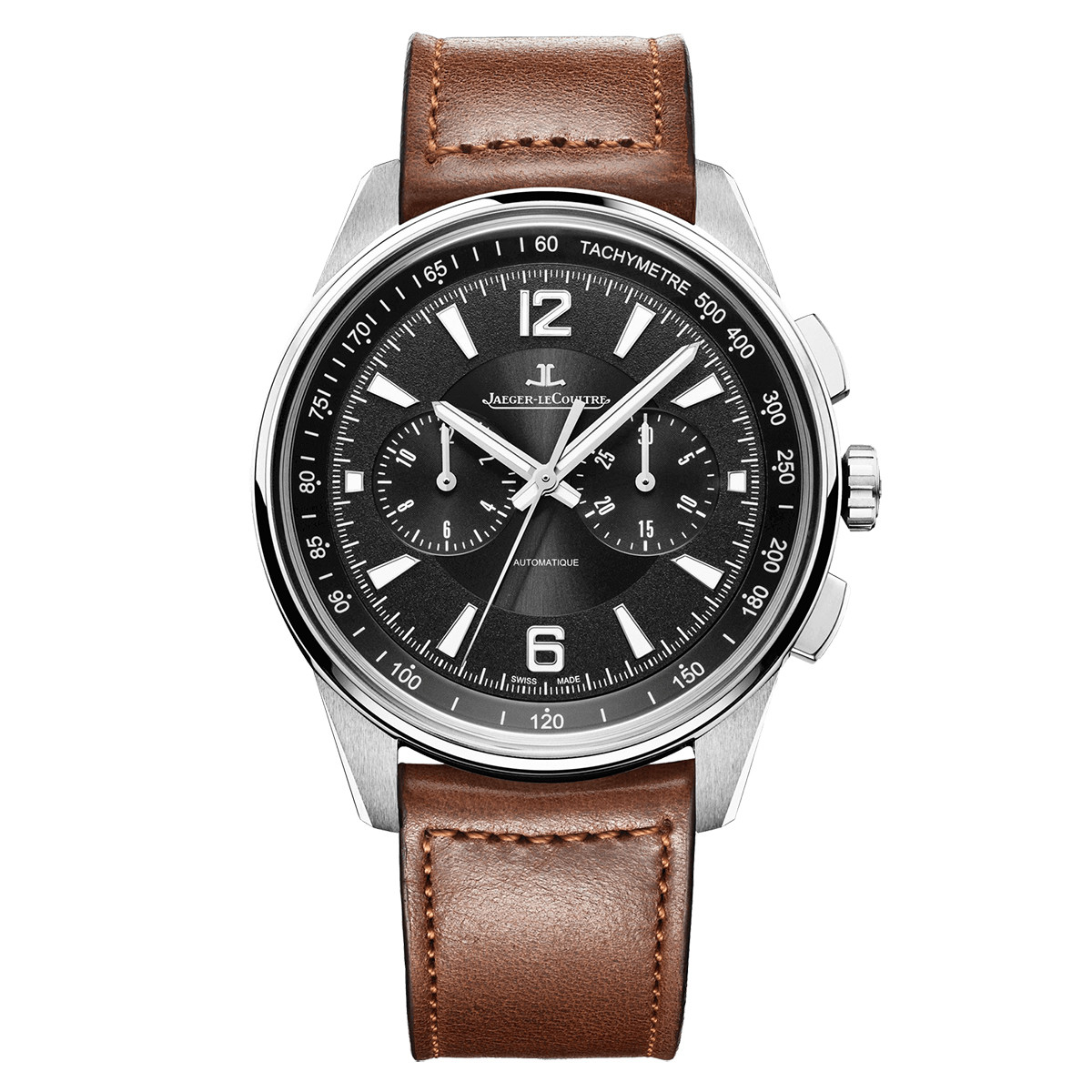 Polaris Chronograph Steel (9028471)