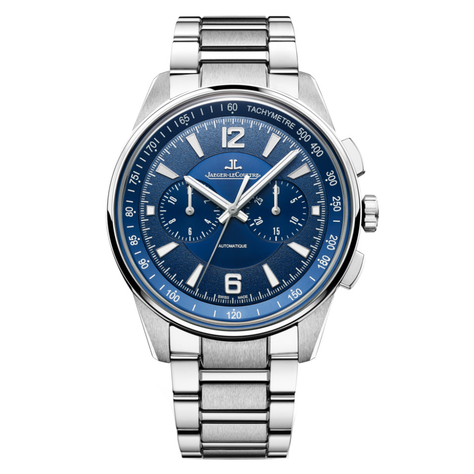Polaris Chronograph Steel (9028180)