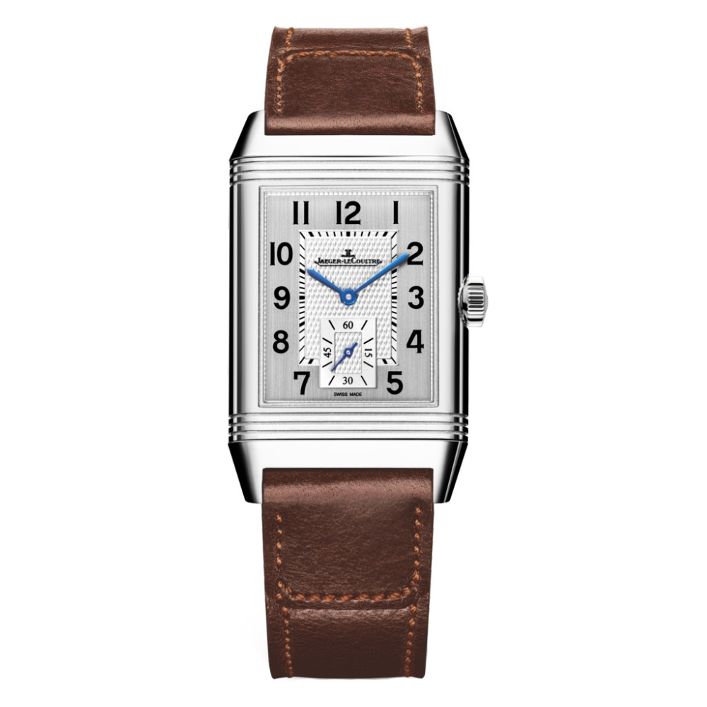 Reverso Classic Large Duoface Steel (3848422)