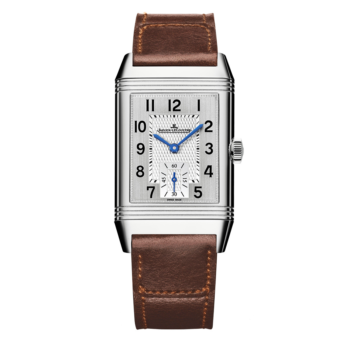 Reverso Classic Large Small Second Steel (3978480)