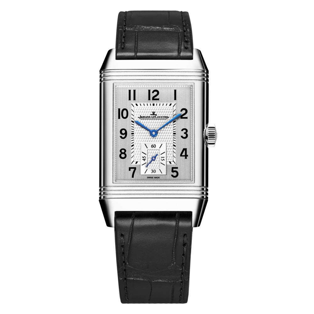 Reverso Classic Large Duoface Steel (3848420)