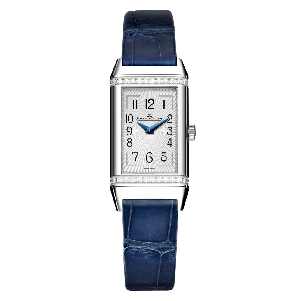 Reverso One Steel & Diamonds (3288420)