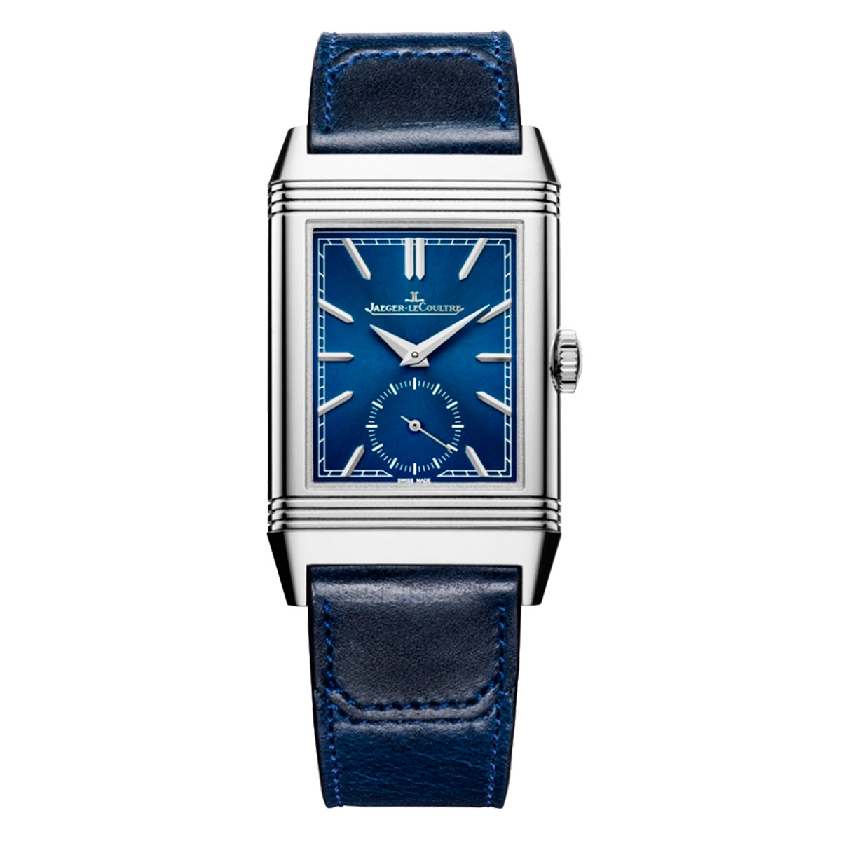 Reverso Tribute Small Second Steel (3978480)