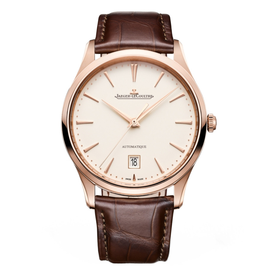 Master Ultra Thin Date Rose Gold (1232510)
