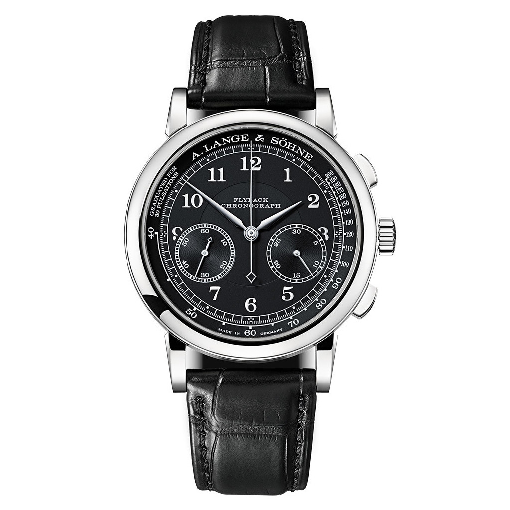 1815 Chronograph White Gold (414.028)