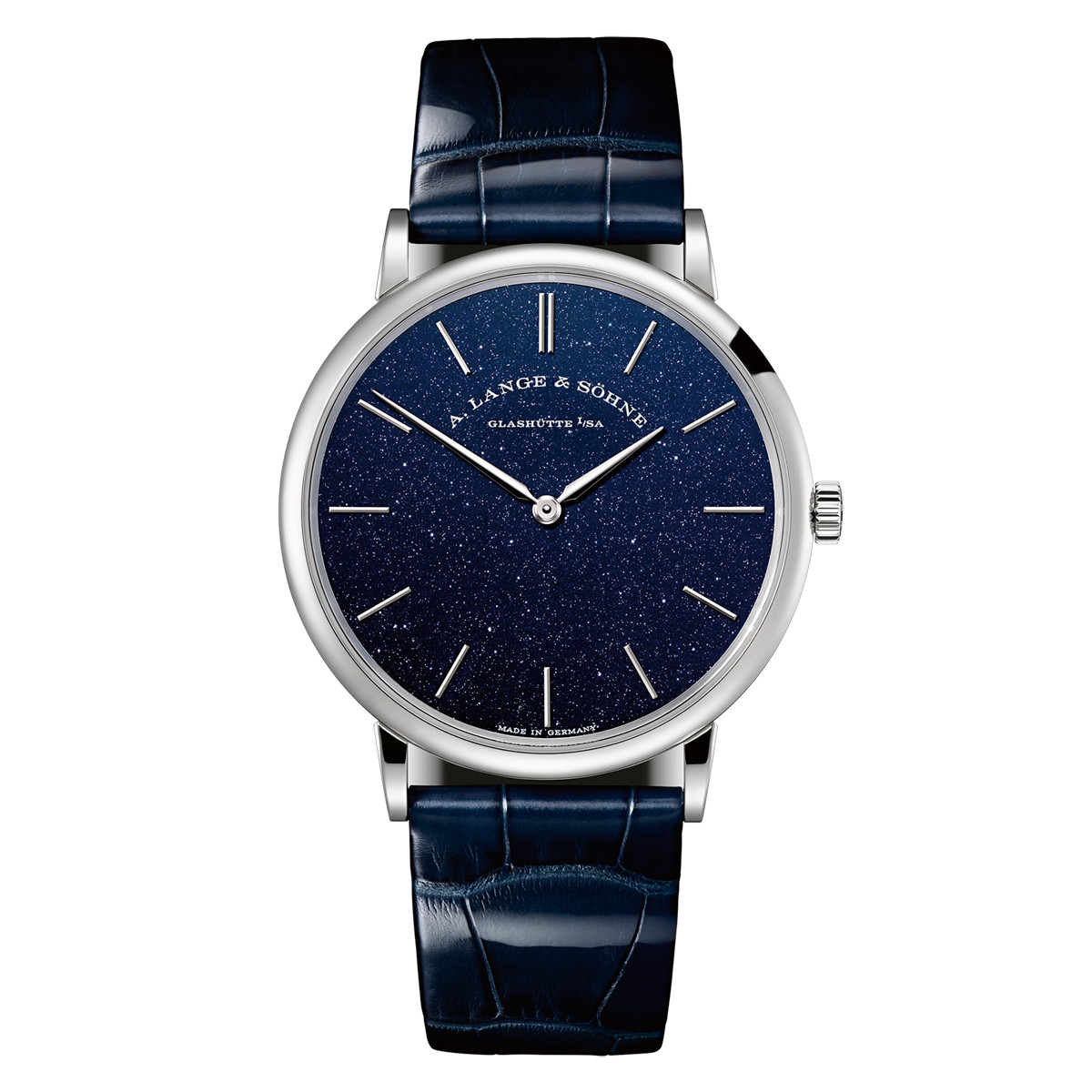 Saxonia Thin White Gold (205.086)