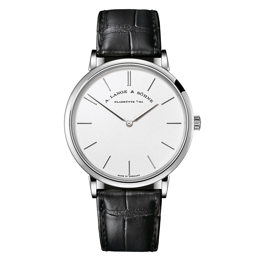 Saxonia Thin White Gold (211.027)