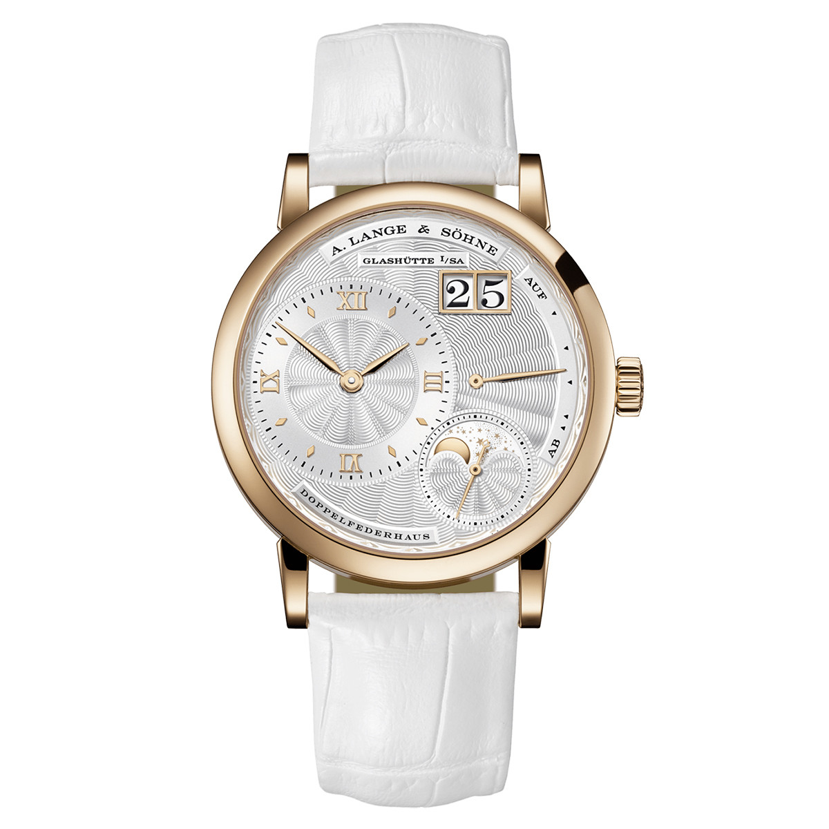 Little Lange 1 Moon Phase Rose Gold (182.030)