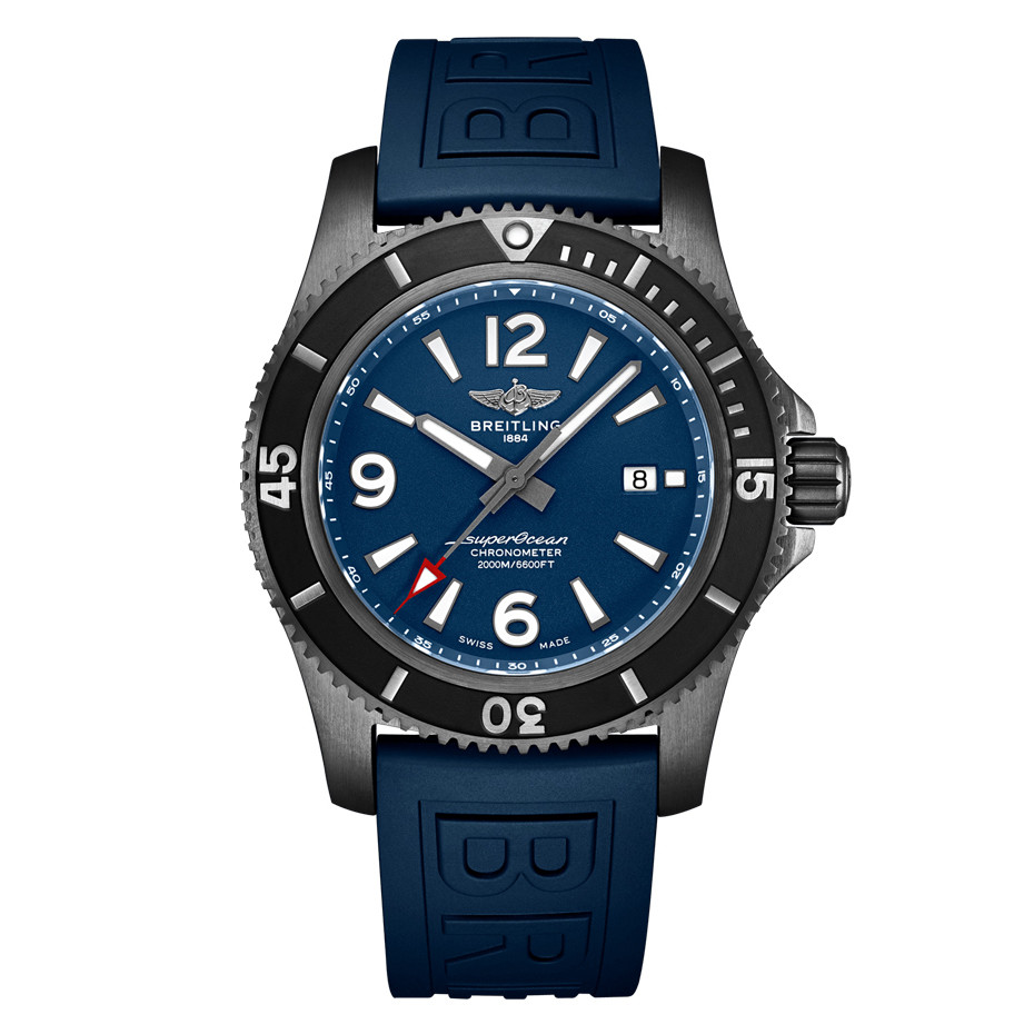 Superocean Automatic 46 Black Steel (M17368D71C1S1)