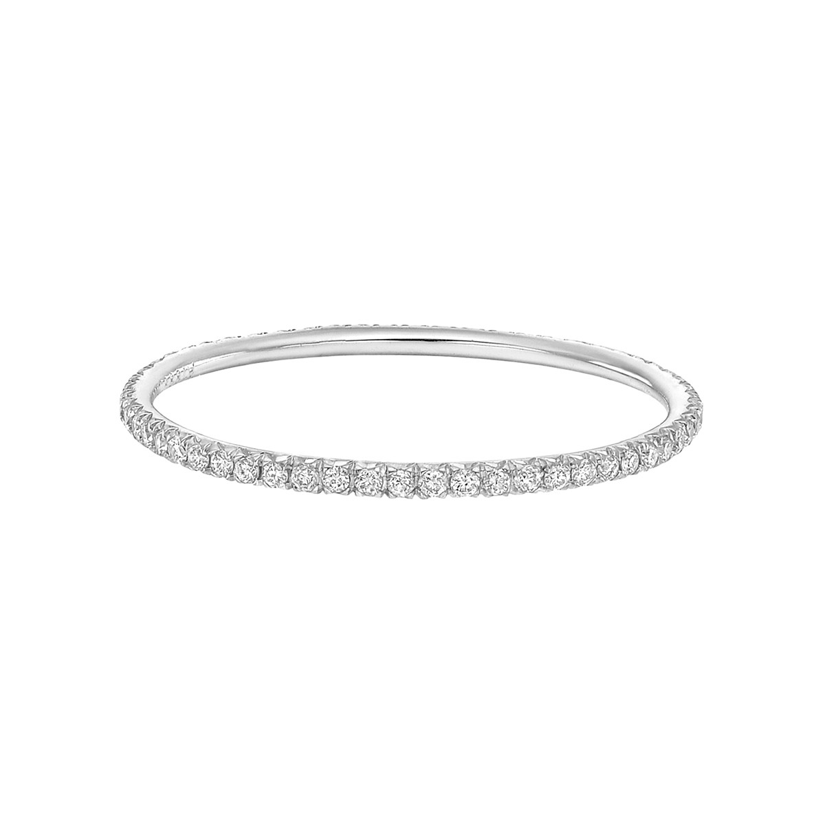 Micro Diamond Eternity Band (0.17 ct tw)