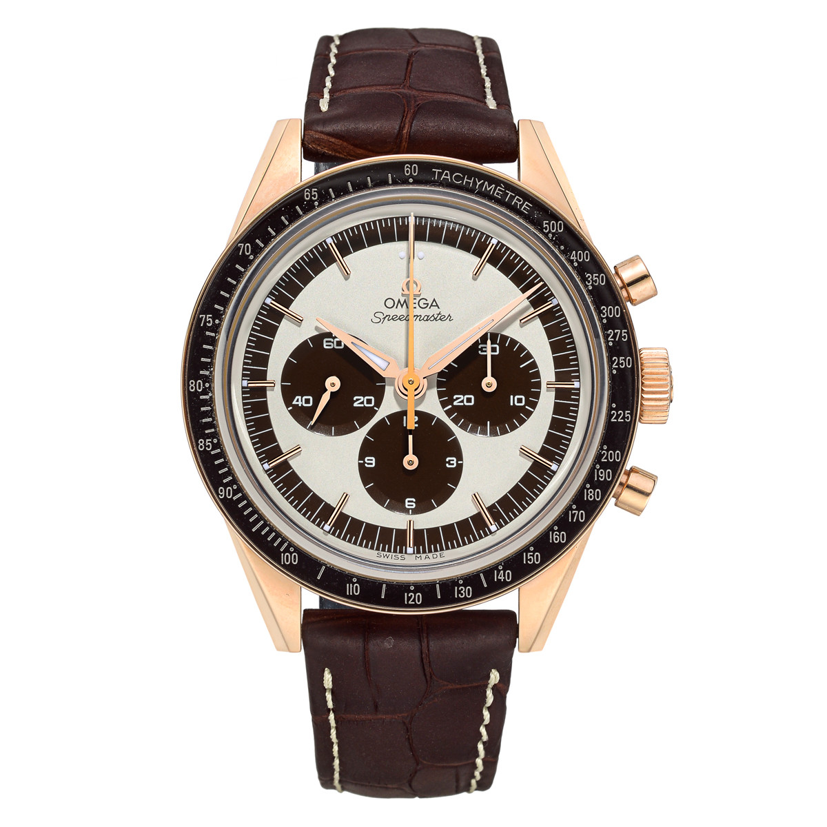 Speedmaster Anniversary Rose Gold (311.63.40.30.02.001)