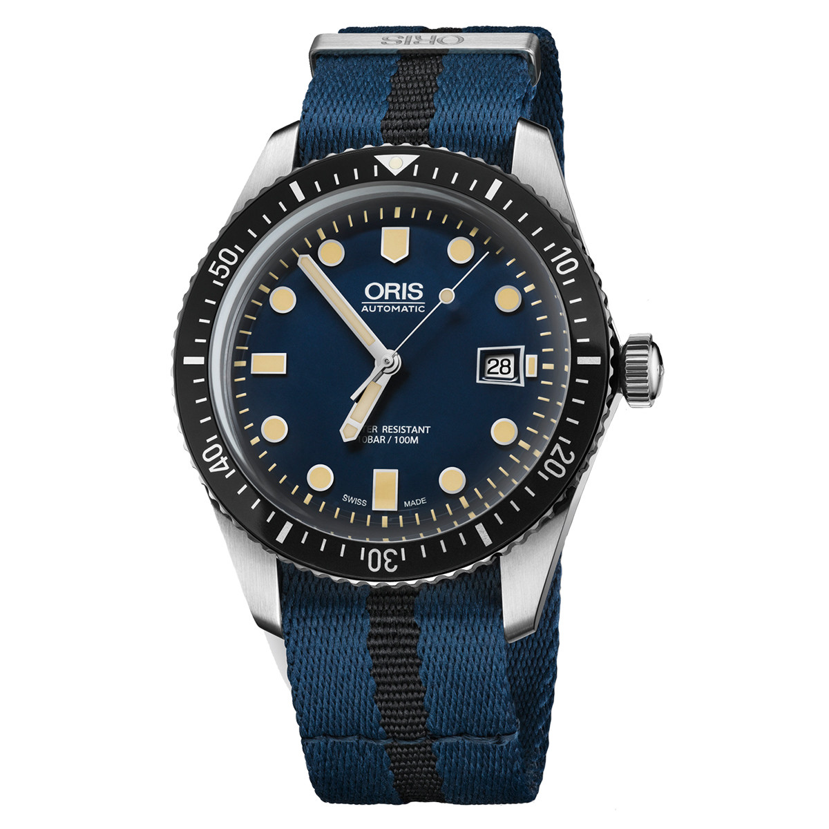 Divers Sixty-Five Blue (733.7720.4055.NA)